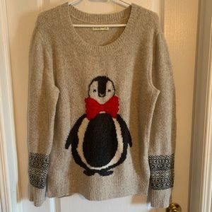 Cute Penguin sweater